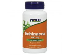 NOW Echinacea Root (Jeżówka purpurowa) 400mg