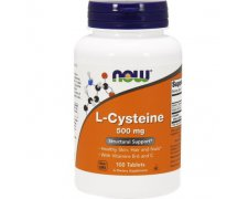 NOW L-Cysteina 500mg