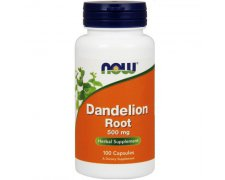 NOW Dandelion Root (Mniszek lekarski) 500mg