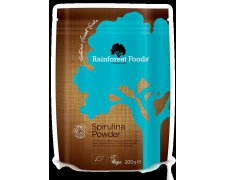 Spirulina BIO Rainforest Foods (200 g)