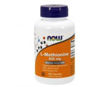 NOW L-Metionina 500mg