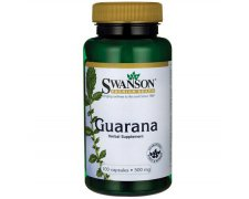 SWANSON Guarana 500mg