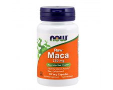 NOW Maca RAW 6:1 Concentrate 750mg