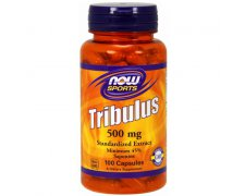 NOW Tribulus (Buzdyganek naziemny) 500mg