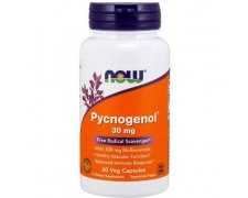 NOW Pycnogenol 30mg