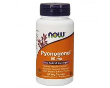 NOW Pycnogenol 60mg & Acerola & Rutyna